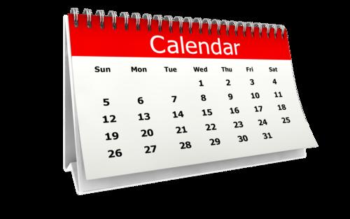 NEW: 2018 19 School Calendar