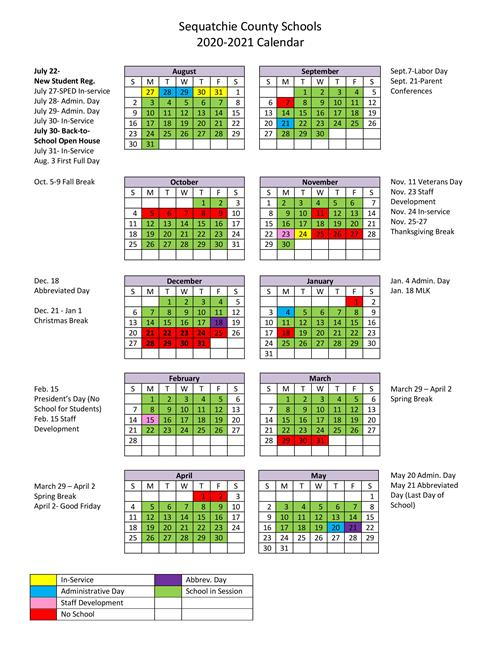 Hamilton County School Calendar 2021-2022 2020 2021 and 2021 2022 School Calendar Approved